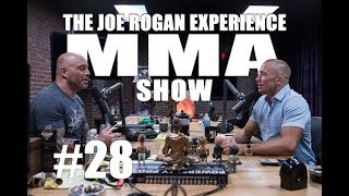 JRE MMA Show #28 with Georges St-Pierre