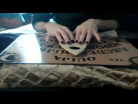 OUIJA Sessions:  With Selina.  ( The spirit of my board once and for all) + Her concern of ZOZO