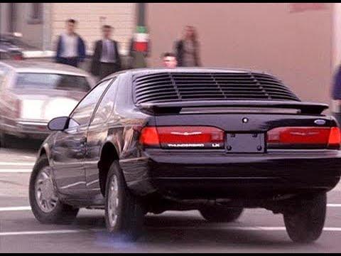 '92 Thunderbird LX in wild San Fran car chase