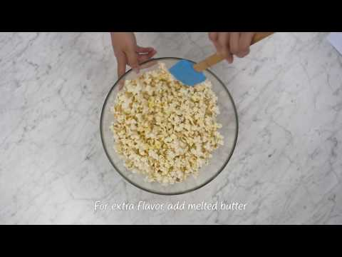 How to Make: Cheesy Popcorn