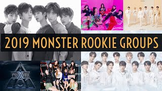 Download 2019년 데뷔 신인 그룹들 소개, 멤버 프로필 | 2019 Debut Rookie Groups Introduction, profile Video