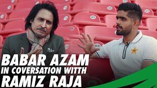 Babar Azam In Conversation With Ramiz Raja | South Africa vs Pakistan | PCB | ME2E