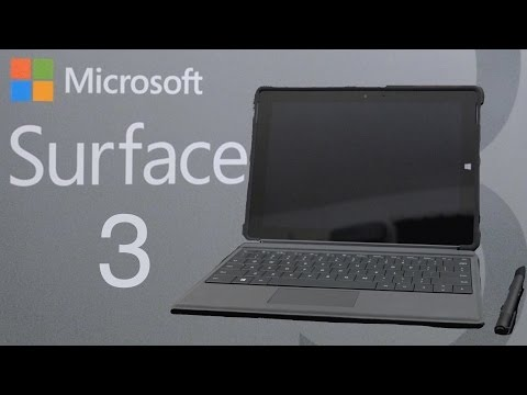 Microsoft Surface 3: Overview & Demo