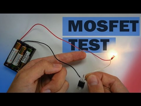 How MOSFET Transistor Works | What It Can do | How to Test It ✔
