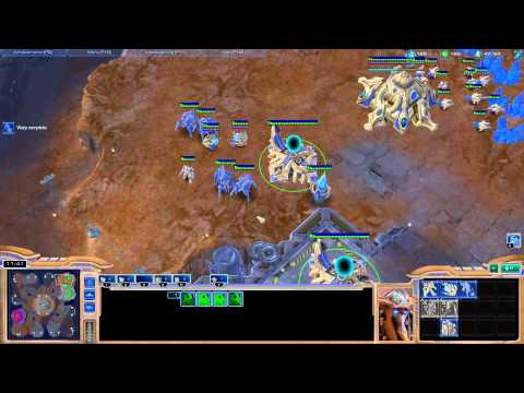 SC2 Speedrun Protoss Bronze to Diamond - Day 8 Part1: SILVER LEAGUE!