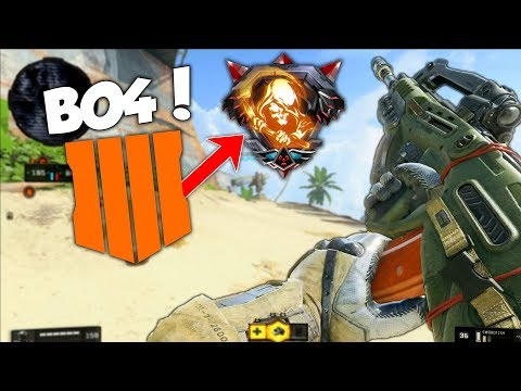 ALREADY CHOKED A NUCLEAR... 😱 BLACK OPS 4 MULTIPLAYER GAMEPLAY!  ASK ME ANYTHING! - COD BO4
