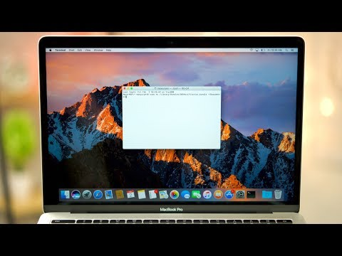 How to permanently disable macOS High Sierra upgrade notifications!
