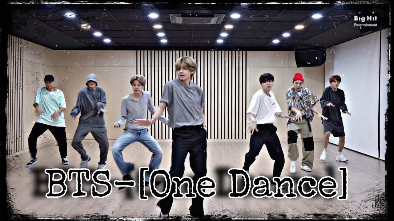 BTS-[One Dance](Drake)