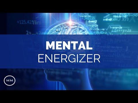 Mental Energizer - 40 Hz - Increase Brain Power - Focus Music - Monaural Beats