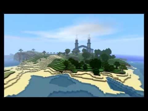Minecraft spawn point TimeFrys server