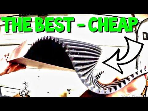 The BEST SLUICE BOX Mat - CHEAP , DIY , NOT Gold Hog matting | Gold panning tips