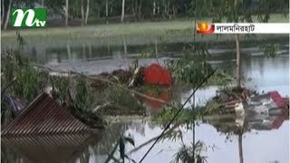 Overall flood situation of the country deteriorated