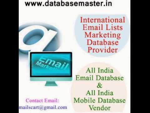 Email Lists UAE Mailing Database leads 2 Marketing: I