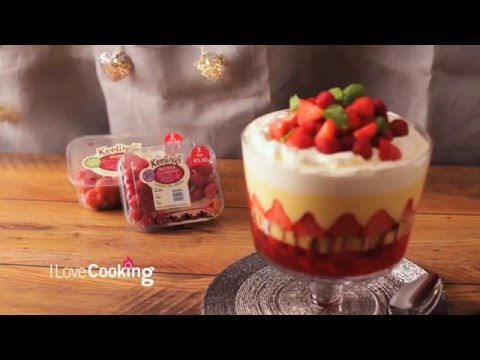 How To Make A Berry Trifle