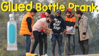 Glued Bottle Prank on Boys - Pranks in Pakistan - LahoriFied