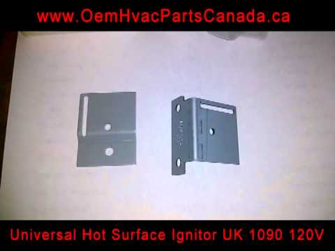 Universal Hot Surface Ignitor (HSI) UK 1090 120V