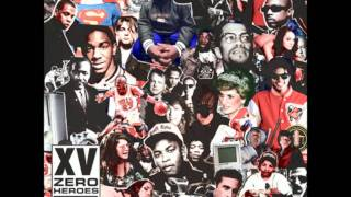 XV Ft. Kendrick Lamar - Textbook Stuff (Zero Heroes Mixtape)