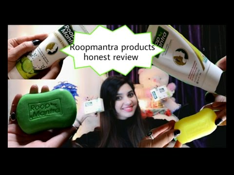 Roop mantra AYURVEDIC Fairness Cream,Roop mantra face wash soaps lime & aloevera,neem & Tulsi REVIEW