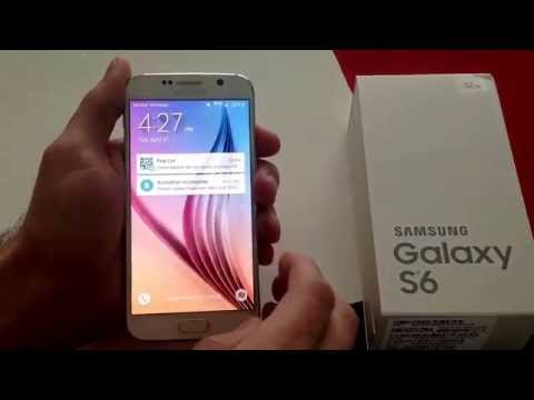 Samsung Galaxy S6 - How to turn on/off flash notification