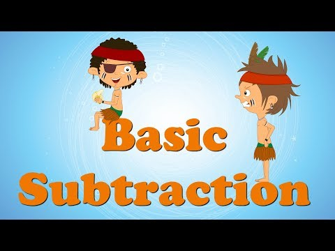 Basic Subtraction for Kids | It's AumSum Time