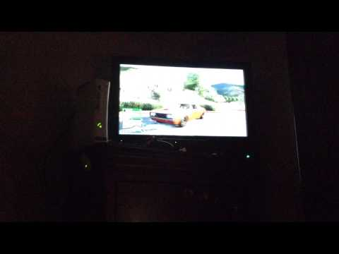 Xbox 360 how to keep your light on in your car online and offline