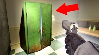 SECRET ROOM IN GMOD PROP HUNT! (Couple vs. Couple)