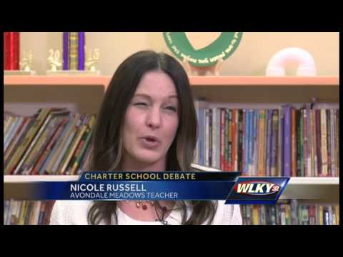 Debate over charter schools has become the biggest question in KY education