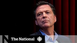 James Comey slammed by justice report