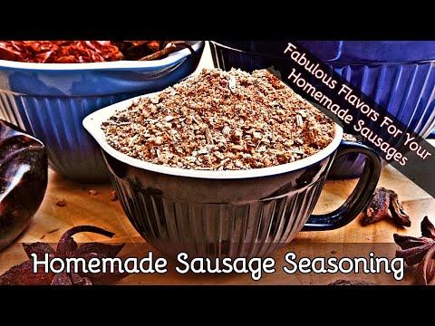 How to Make Sausage Seasoning in 5 Minutes - Episode 12