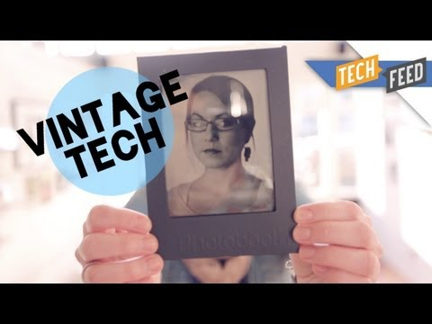 Tintype Photography at Photobooth SF! Vintage Tech
