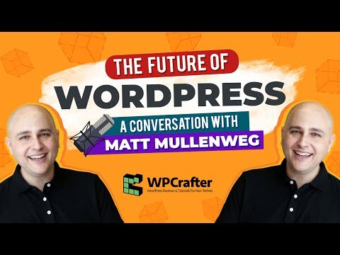 This Is Happening Tomorrow - My Interview With The Co-founder Of WordPress Matt Mullenweg