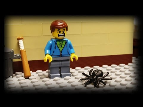 The Lego Spider