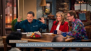Download Revive Your Energy: Food, Hormones and God's Word Video