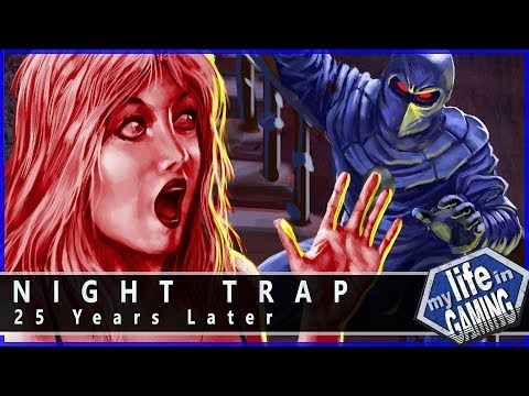 Night Trap: 25 Years Later :: Documentary - MY LIFE IN GAMING
