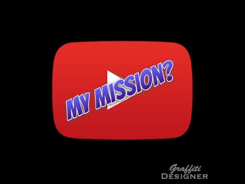 My Mission in Youtube! 😮😱