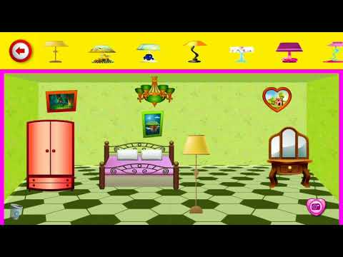 Girl Doll House Decorating Dream Home Games Kids
