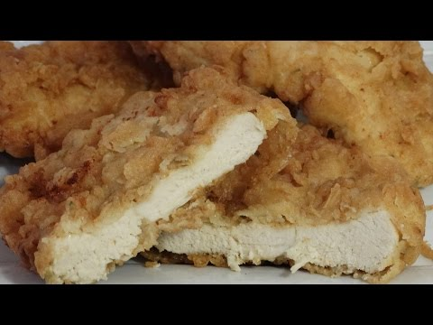 How To Make Southern Style Fried Chicken!