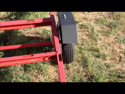 My Thoughts on the Harbor Freight 1720 lb Capacity Super Duty Utility Trailer