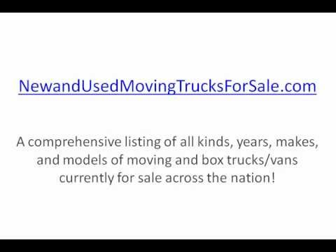 Used Box Truck For Sale - Where To Find Used Box Trucks For Sale Online