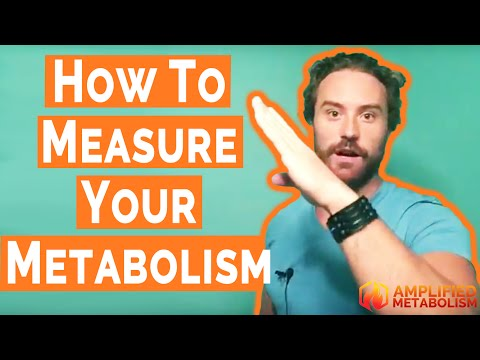 How To Measure Your Metabolism