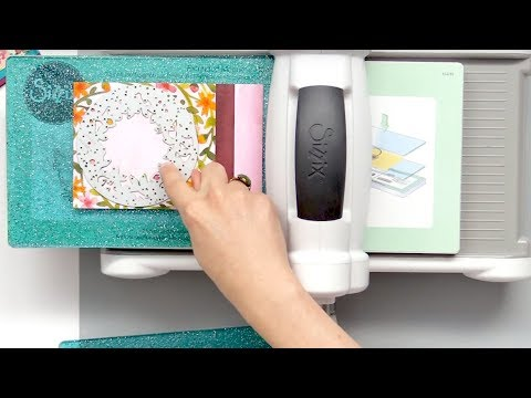 How to Create a Hello Love Shaker Card with Lindsey Serata | Sizzix