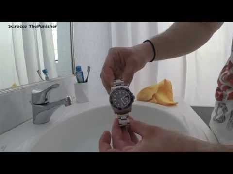 How to Clean your Rolex 2017!
