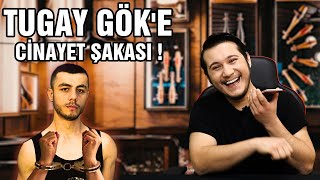TUGAY GÖK'E EFSANE POLİS ŞAKASI !