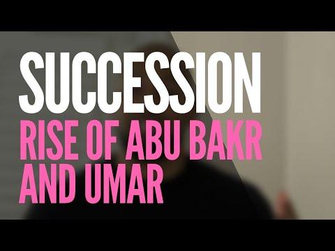 Succession: Rise of Abu Bakr and Umar | Hasib Noor | AlMaghrib Institute