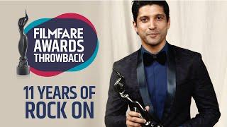 Filmfare Awards Throwback | Celebrating 11 Years of Rock On! | Farhan Akhtar | Arjun Rampal