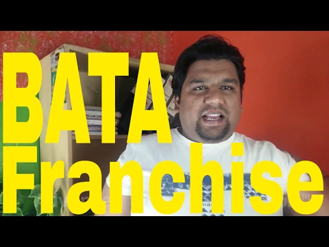 how to get BATA franchise ( procedure & requirements ) Business idea