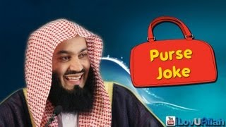 "Purse Joke ""FUNNY"" ᴴᴰ | Mufti Menk"