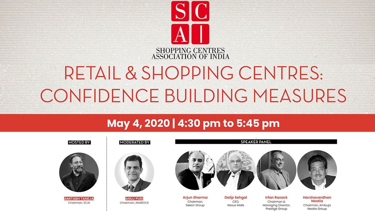 Retail & Shopping Centres: Confidence Building Measures