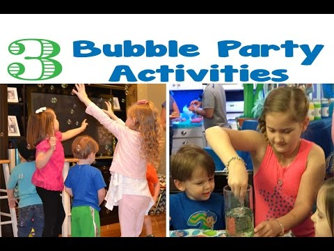 Bubble Guppies Sea Themed Party Games   #46