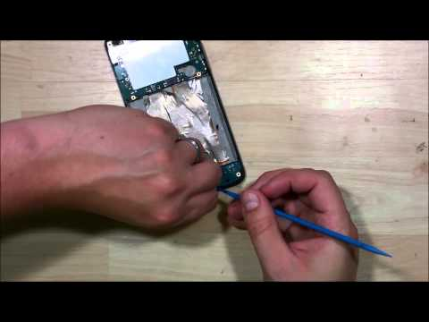 HTC Desire 816 Screen Replacement Repair - Reassembly